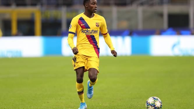 Wague (ex-Eupen) vreest voor carrière na 'knee shattering crash', Barcelona houdt rekening met negen maanden inactiviteit