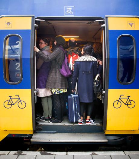 NS gaat langere intercity's inzetten op drukke traject naar Enschede