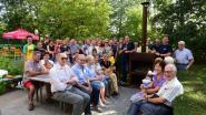 De bewoners van Kwakenbeek vierden al voor de dertiende keer feest