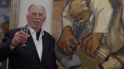 Kunstschilder Gust Dierikx (94) overleden