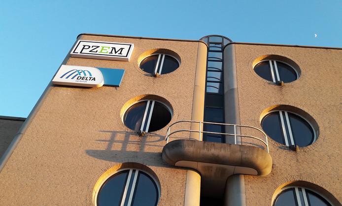Het hoofdkantoor van de PZEM in Middelburg.