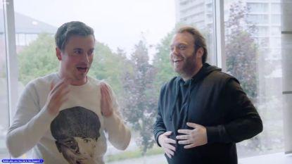 Jens haalt geen grappen meer uit, hij werd te veel herkend: derde seizoen 'Hoe Zal Ik Het Zeggen?' allicht het laatste