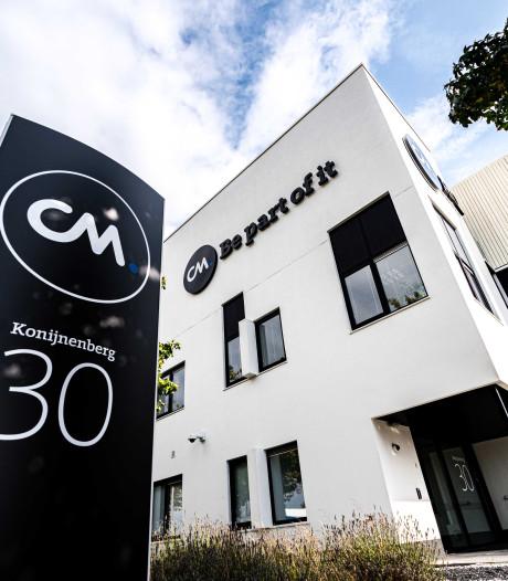 Aankomend beursbedrijf CM.com uit Breda ziet omzet flink groeien