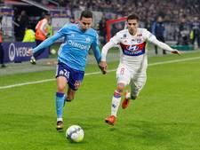 Lyon verslaat Marseille in 'Choc des Olympiques'