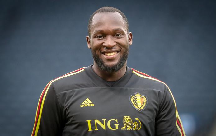Laissé au repos à Saint-Marin, Romelu Lukaku sera titulaire ce soir.