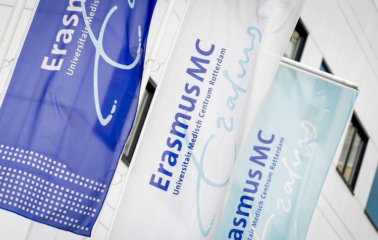 Het Erasmus MC in Rotterdam heeft onderzoek gedaan naar illegale orgaanhandel Beeld anp