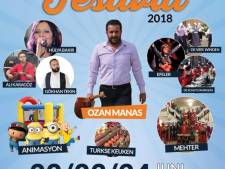 Turken kiezen voor feesten in Arnhem zonder omstreden teken van de wolf