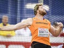 Smith krijgt in Londen medaille van WK 2007
