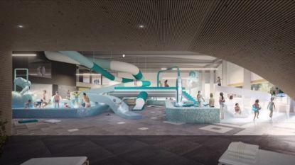 FOTO: De eerste beelden van het nieuwe zwembad