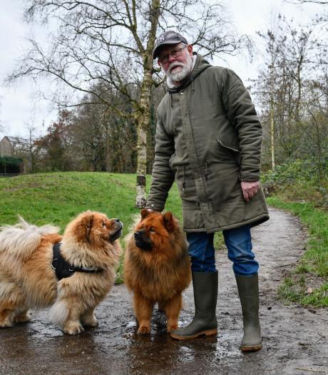 Gun honden een vuurwerkvrije zone, vindt Wouter Groeneweg in Harderwijk