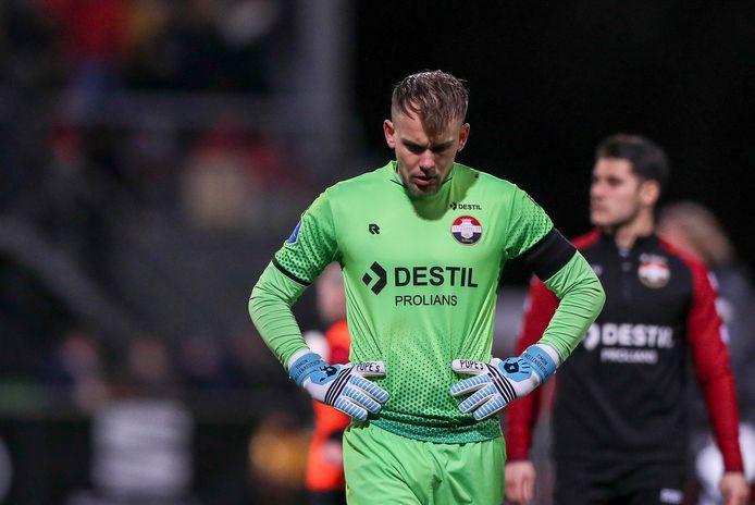 Timon Wellenreuther is deze zomer niet transfervrij.