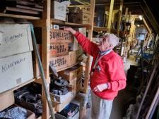 Filmmakers kind aan huis bij Jan Anderson (83): 'Ik had een 10 voor geschiedenis'