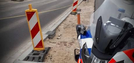 Scheuren langs wegwerkzaamheden? Dat kost deze Tilburgers honderden euro's