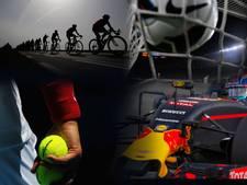 Sport Vandaag: Schaatsen, eredivisie, Madrileense en Romeinse derby