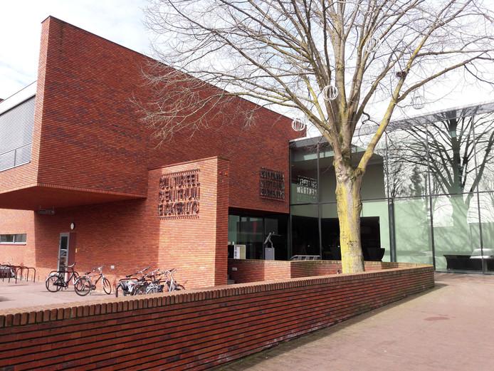 Het muziekonderwijs vindt plaats in Elckerlyc.