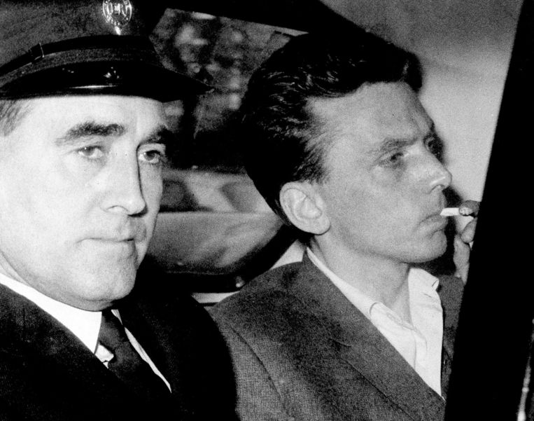 Ian Brady in oktober 1965, kort na zijn aanhouding.