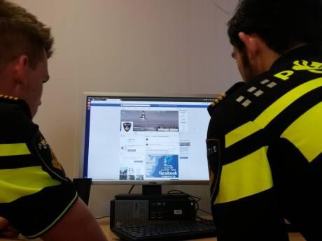 Contact met politie in Achterhoek voortaan ook via social media