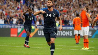 Nederland nipt de boot in bij Frankrijk (2-1)  - Denemarken smukt blazoen op met zege tegen Wales dankzij goals van Eriksen