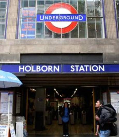Verdacht pakketje gevonden bij Londense metro