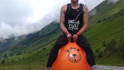 Een week goed nieuws: ex-trialeet beklimt Tourmalet op een springbal en andere verhalen die je blij maken