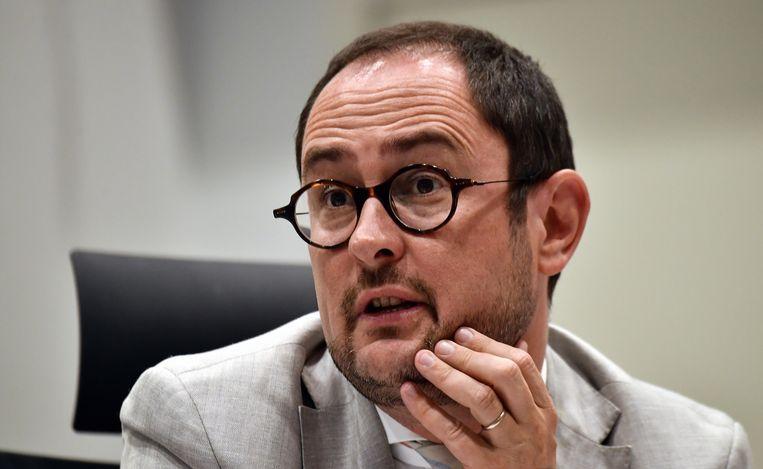 Van Quickenborne haalt snoeihard uit naar Rutten: 'Open Vld heeft nieuwe koers en nieuwe voorzitter nodig'