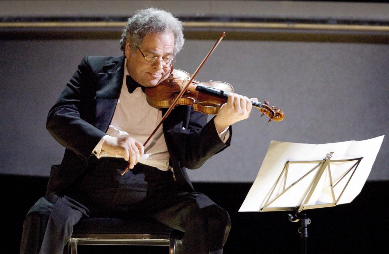 Itzhak Perlman in 2006.