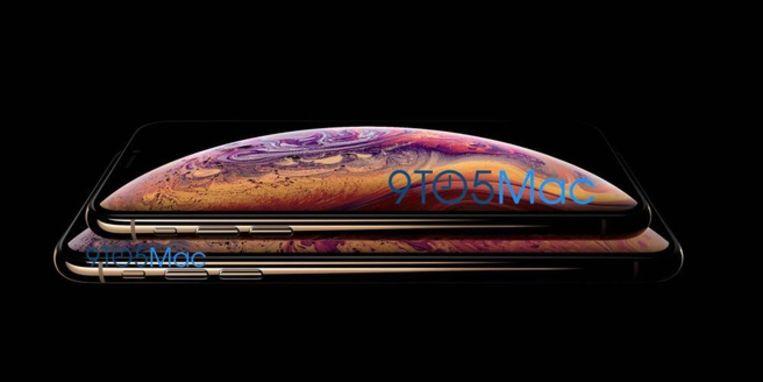 De nieuwe iPhone XS-modellen