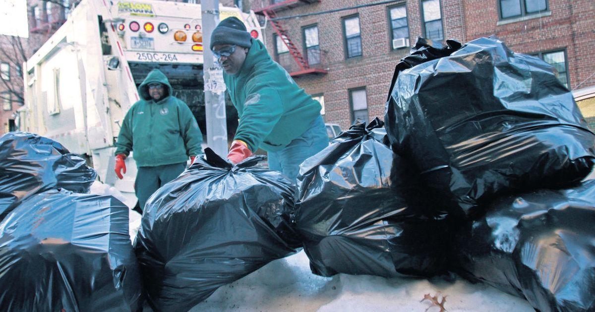 Iedereen in New York wil vuilnisman worden | Buitenland ...