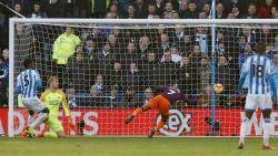 LIVE. City freewheelend op weg naar zege: Sterling en Sané knijpen Huddersfield dood