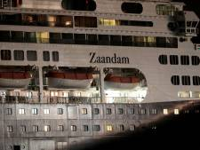 Paniek en angst aan boord Nederlands cruiseschip in Florida: 'Hoe lang gaat dit nog duren?'