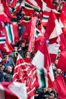 FC Twente ontvangt Ajax in uitverkochte Veste