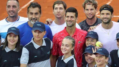 Vervolg van Adria Tour geschrapt na positieve testen van Djokovic en co