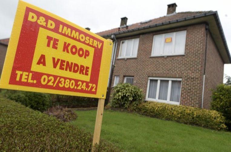 """Fednot: """"De rentevoeten blijven bijzonderlijk aantrekkelijk, waardoor extra veel mensen actief zijn op de vastgoedmarkt."""""""