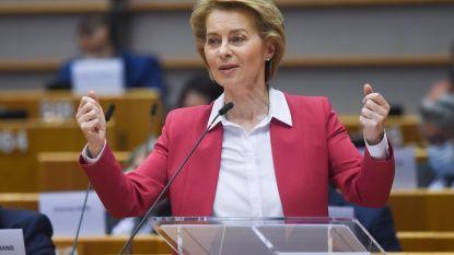 Europese Commissie maakt 300 miljoen euro vrij voor vaccinatieprogramma's