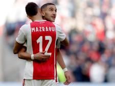 Ziyech, Mazraoui in Marokkaanse selectie Afrika Cup
