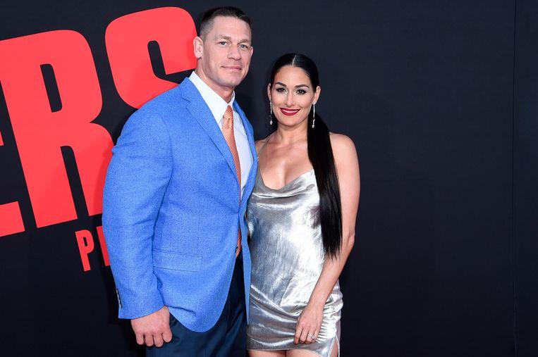 John Cena en Nikki Bella