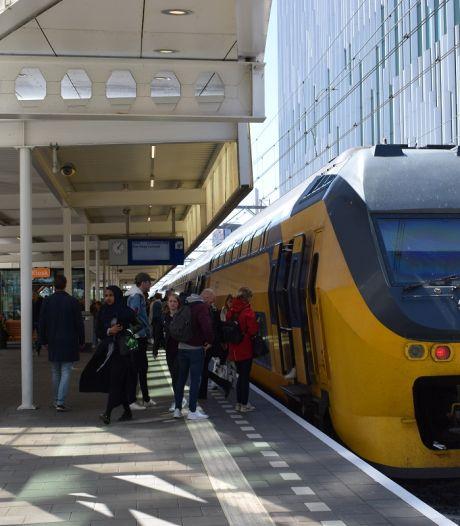 Vannacht en morgen geen treinen tussen Alphen en Gouda