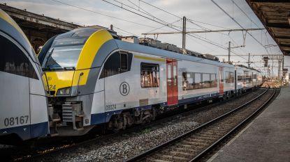 Treinverkeer tussen Brussel en Gent verstoord door defecte trein ter hoogte van Ternat