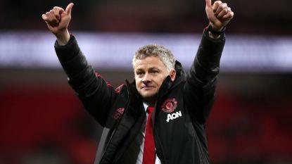 Manchester United blijft maar winnen onder Solskjaer: zesde Premier League-overwinning op rij is een feit