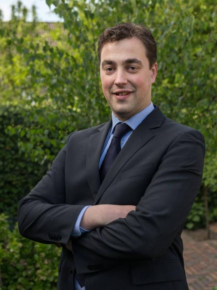 Jan Stelwagen is met zijn 29 jaar de jongste notaris van Nederland.