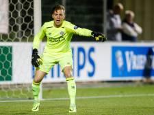 Nieuw contract voor PSV-keeper Roulaux