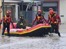 Trois morts dans des inondations en Sardaigne