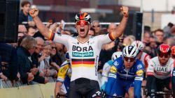 Ackermann sprint naar zege in Bredene-Koksijde Classic