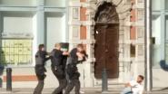 Man die met alarmpistool zwaaide in Vlaanderenstraat krijgt aparte straf voor verboden wapenbezit