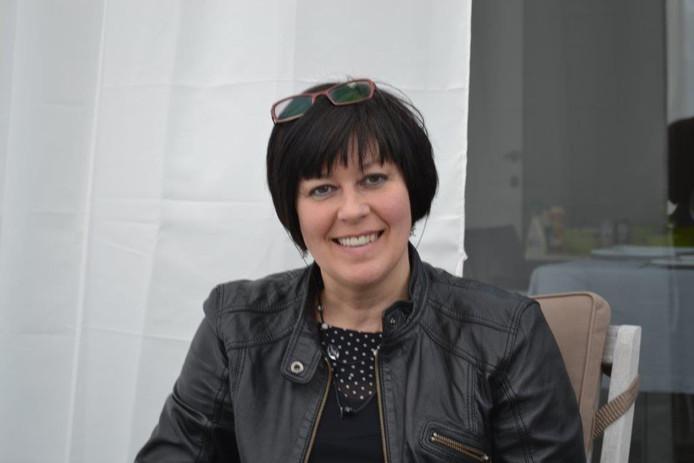 Marleen Ryelandt, afscheidnemend gemeenteraadslid voor Groen in Brugge.