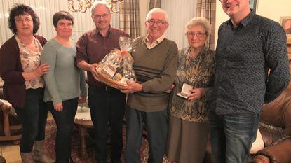 Jef en Finneke zijn 65 jaar getrouwd