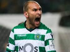 Bas Dost blijft na aanval toch bij Sporting