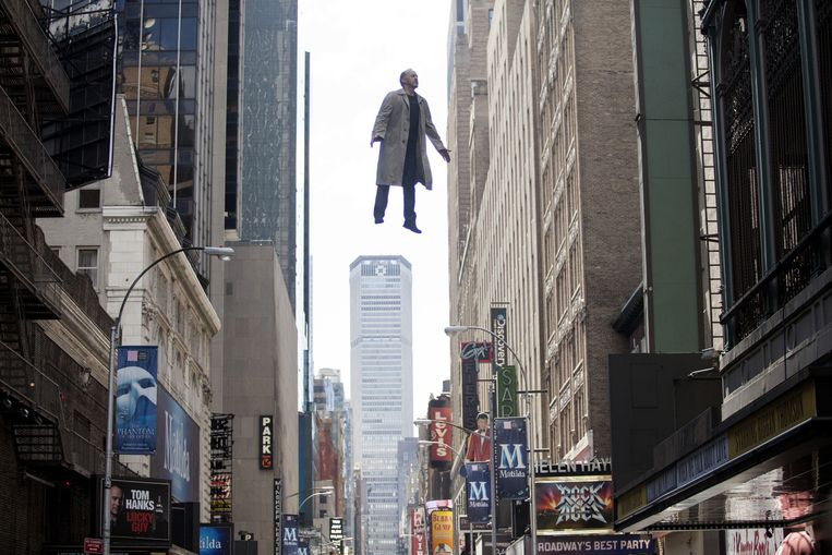 Michael Keaton in Birdman. Beeld X