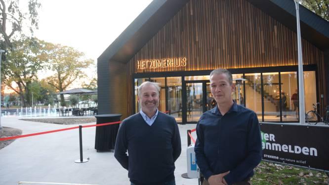 """""""We moeten straks helemaal opnieuw beginnen"""": geplande opening nieuwe brasserie Het Zomerhuis viel samen met start van tweede lockdown"""