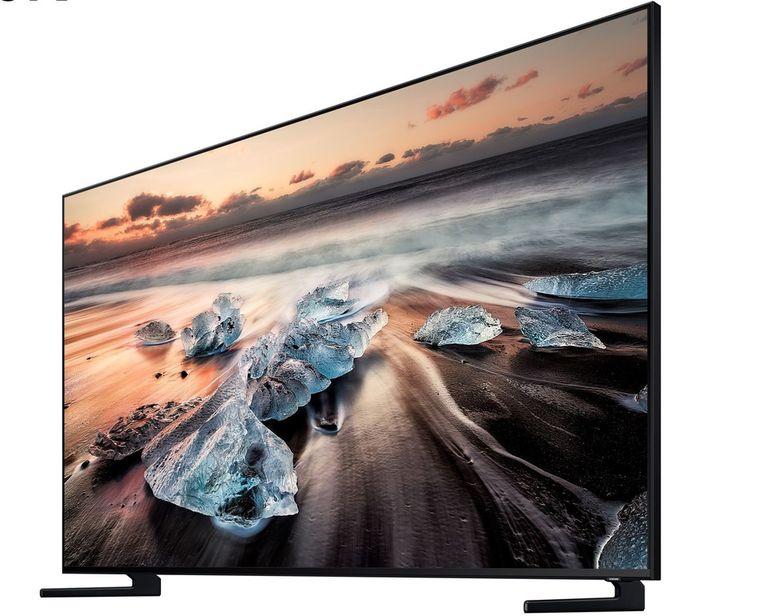 Net nu u geld had neergeteld voor een 4K-tv, komt Samsung met een 8K-model op de proppen!